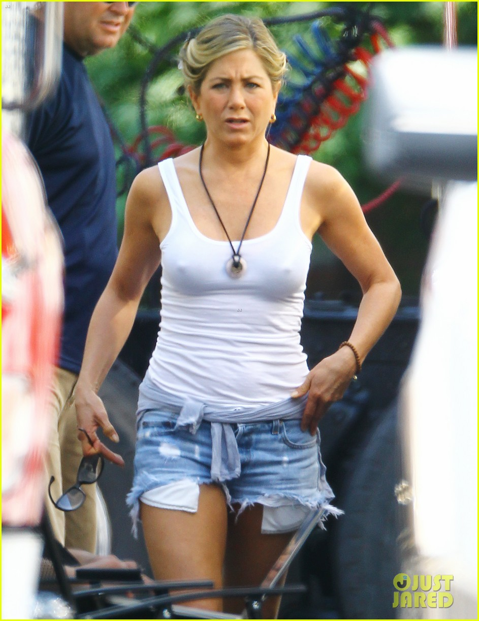 jennifer aniston were the millers in wilmington 21