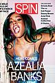 azealia banks spin magazine september october 2012 01