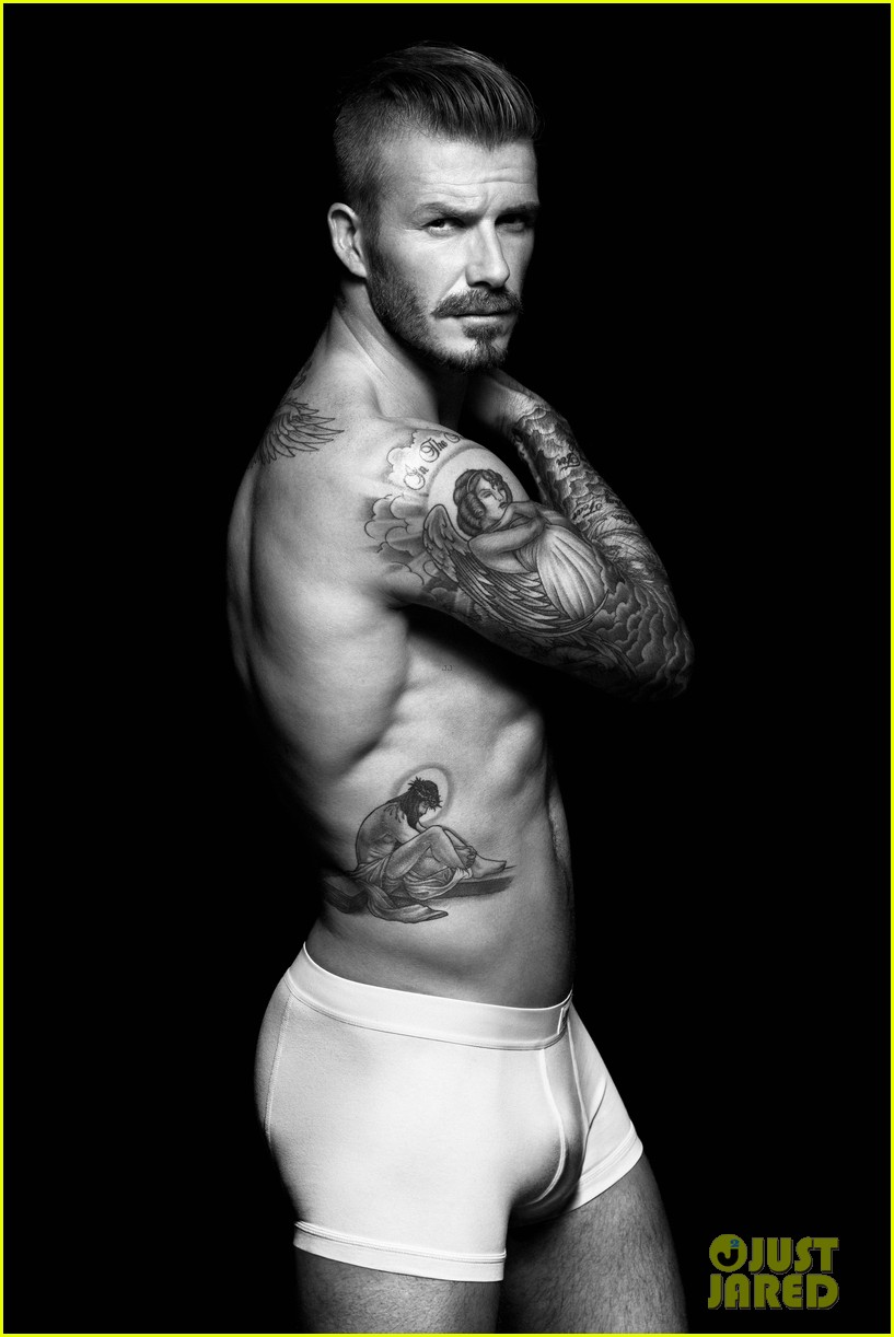 shirtless david beckham bodywear campaign images 05