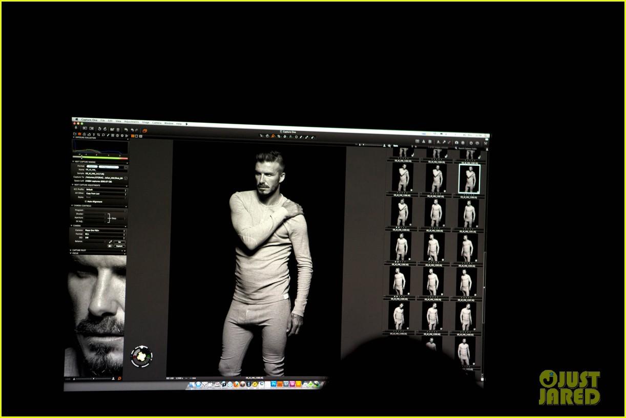shirtless david beckham bodywear campaign images 112703315