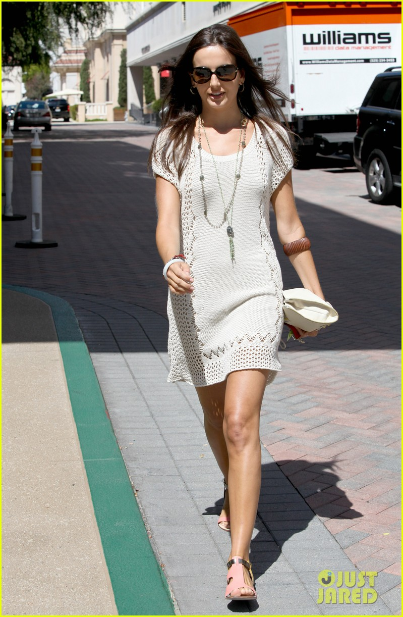 camilla belle out shopping 02