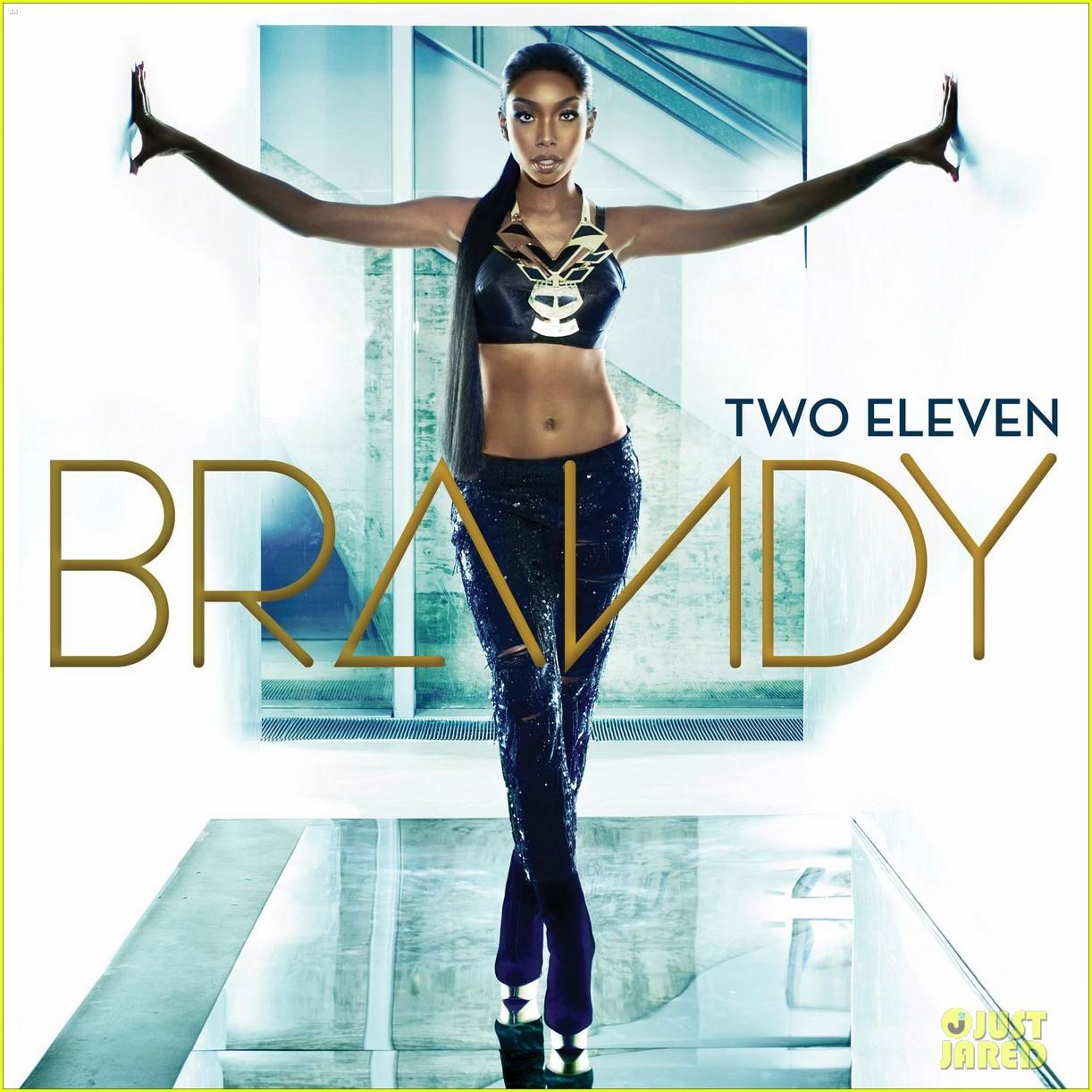 brandy two eleven album cover artwork revealed2711575