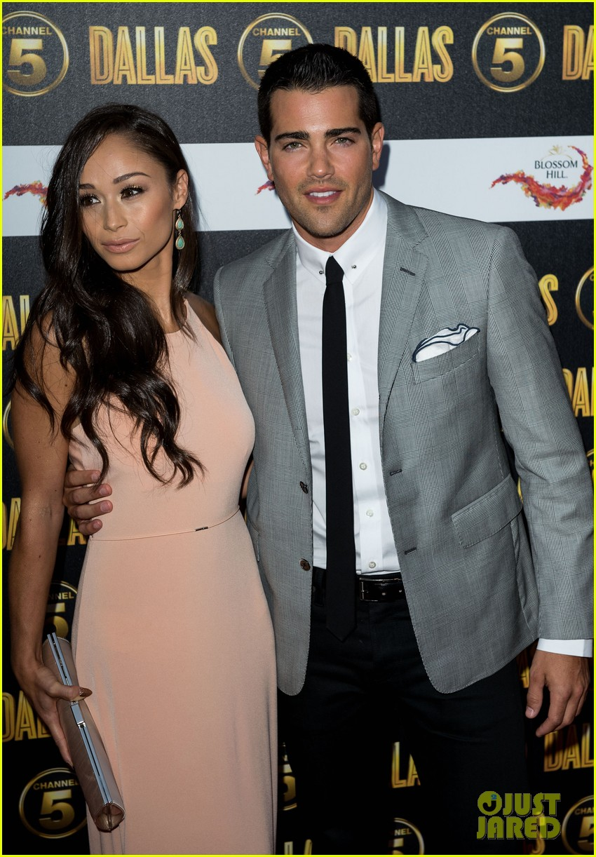 jordana brewster jesse metcalfe dallas launch party 092706610