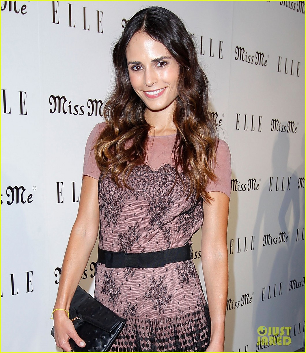 jordana brewster miss me album release party 11