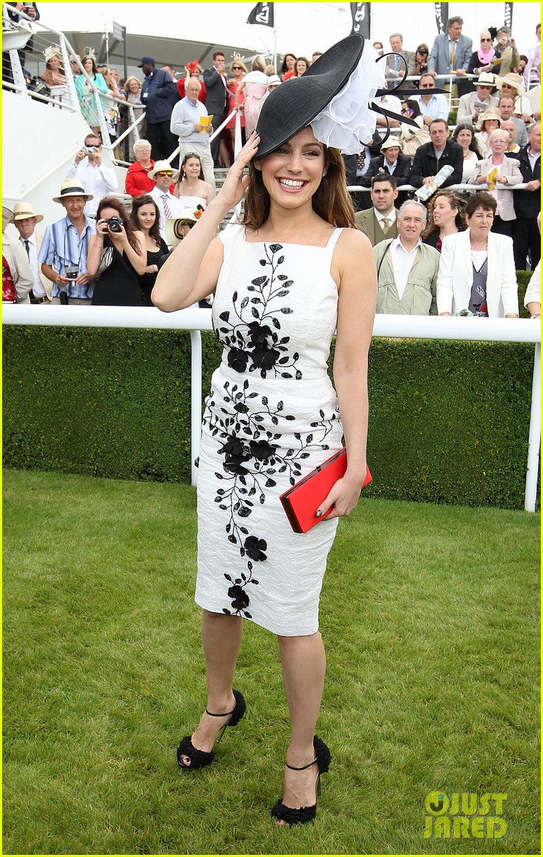 kelly brook goodwood event 012695823