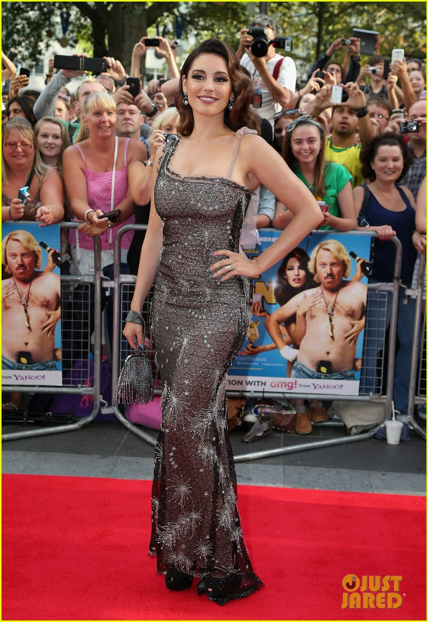 kelly brook keith lemon premiere after party 012705773