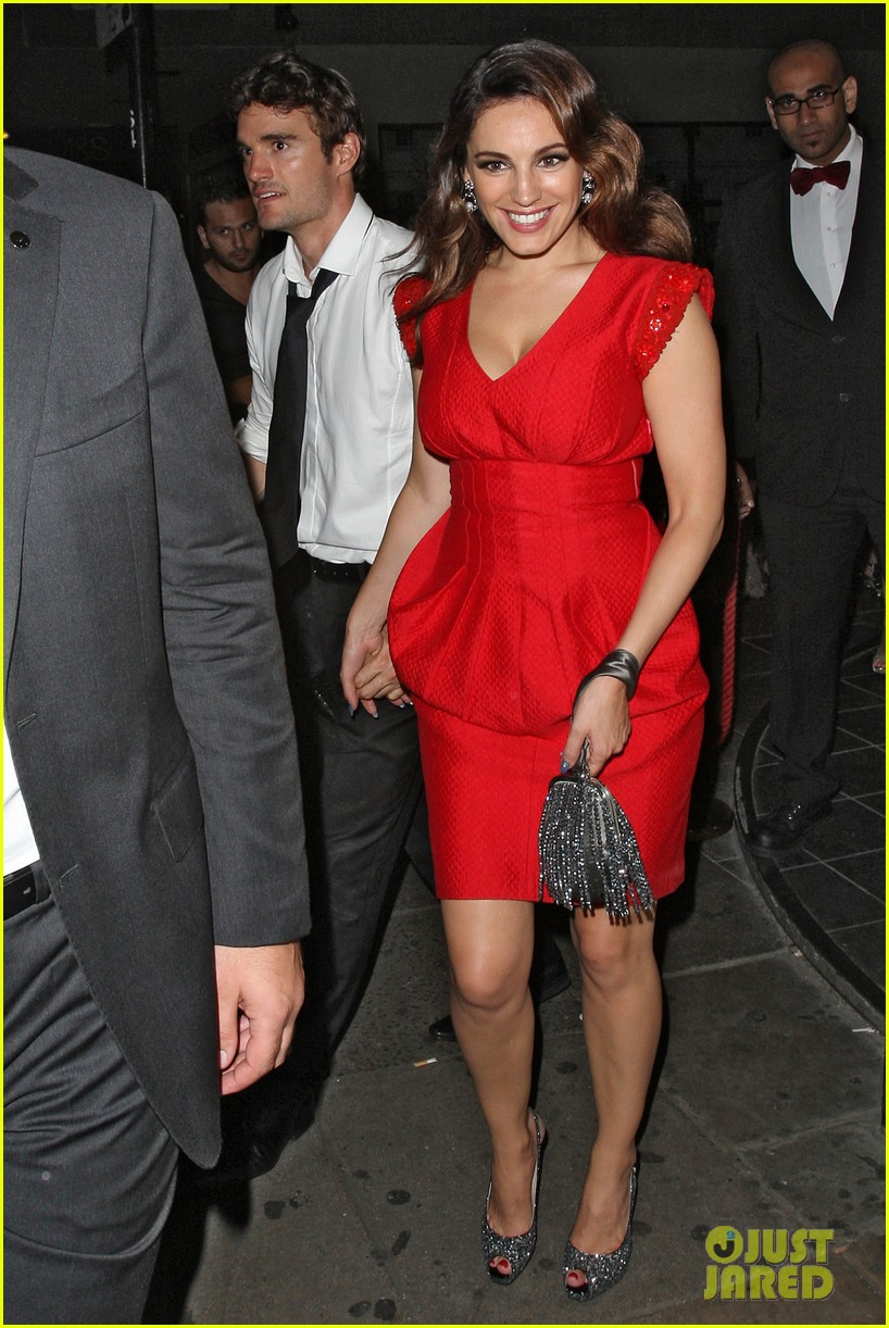 kelly brook keith lemon premiere after party 032705775