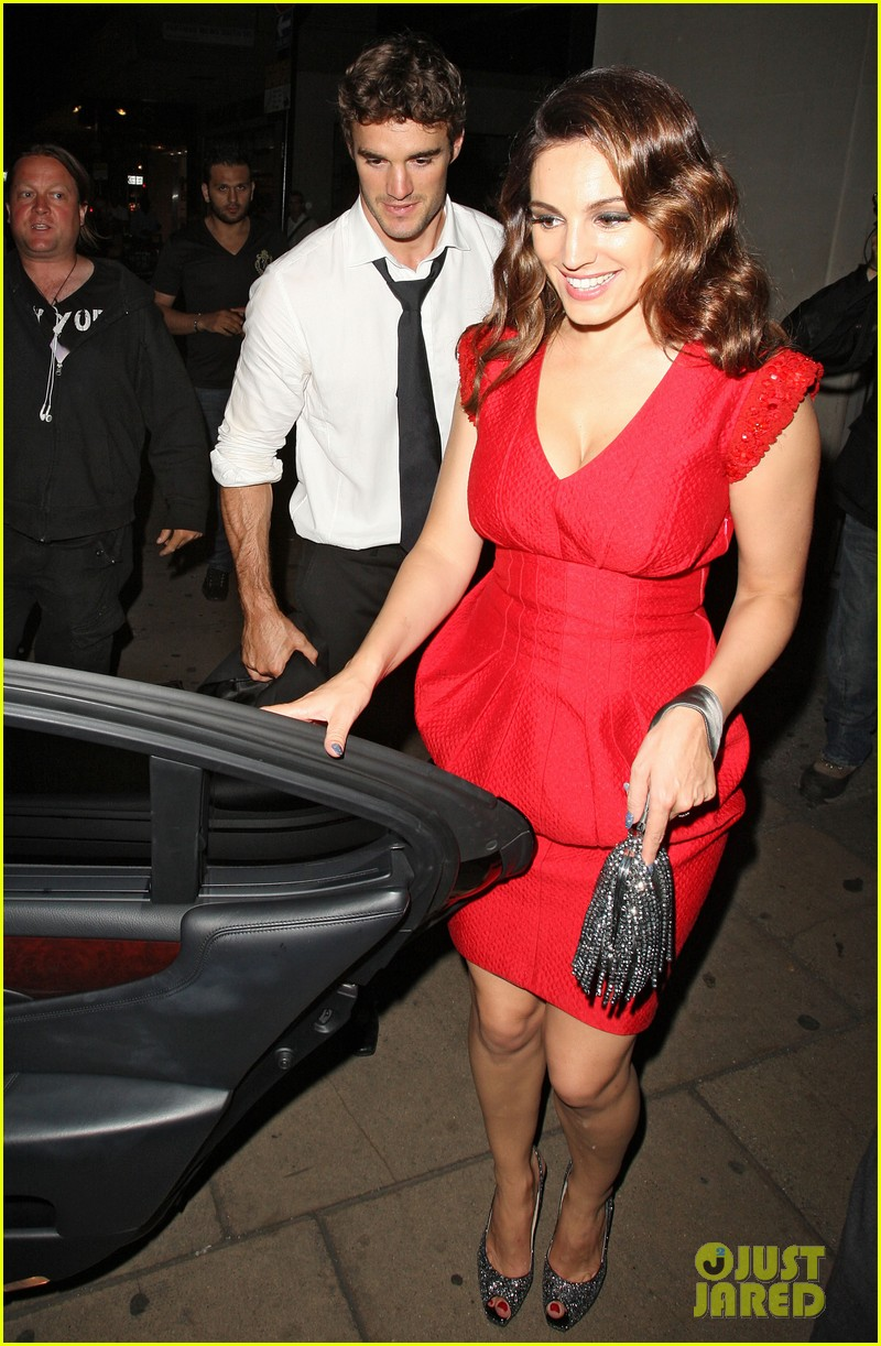 kelly brook keith lemon premiere after party 05