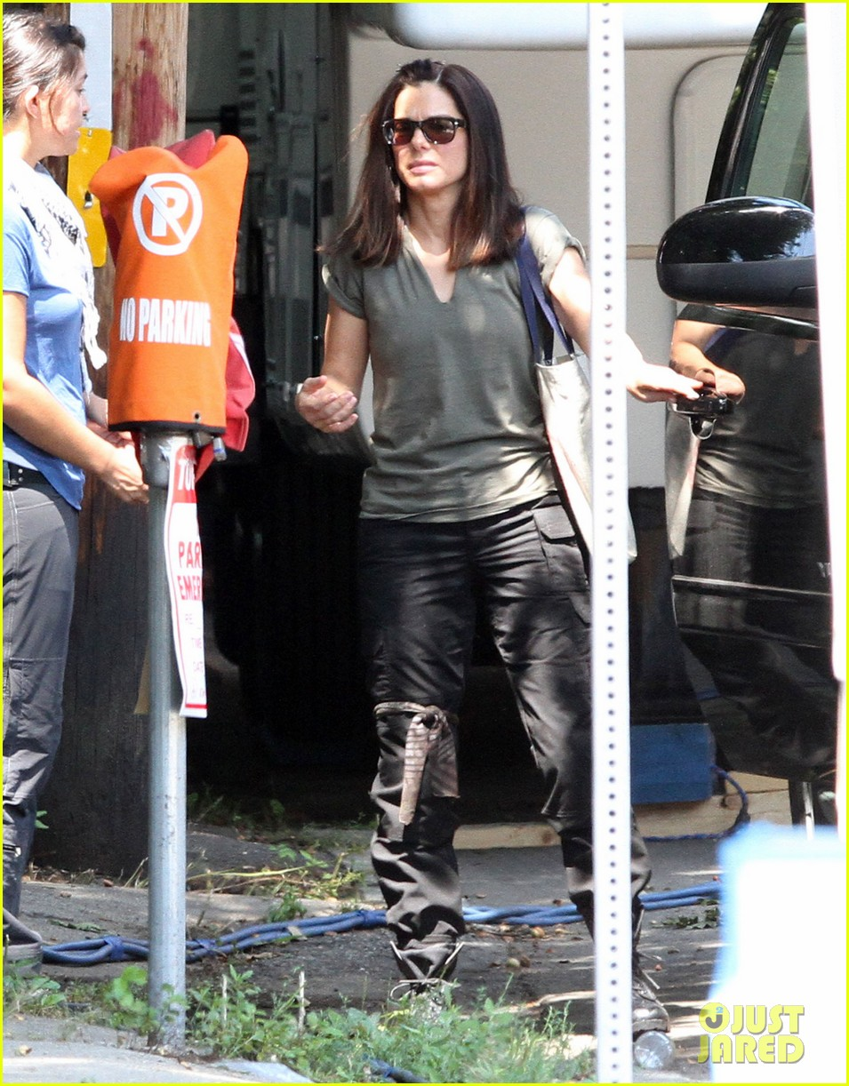 sandra bullock the heat set break 102701885