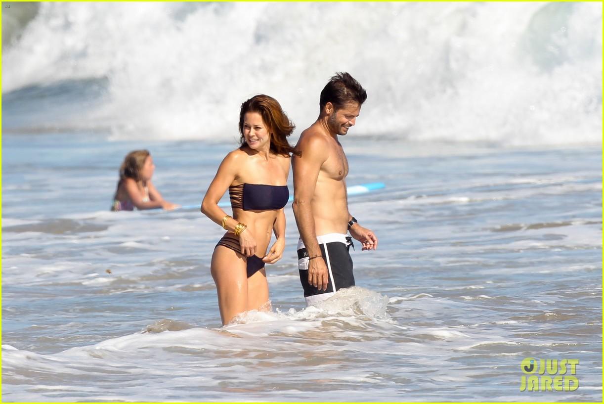 Brooke burke charvet bikini Shine