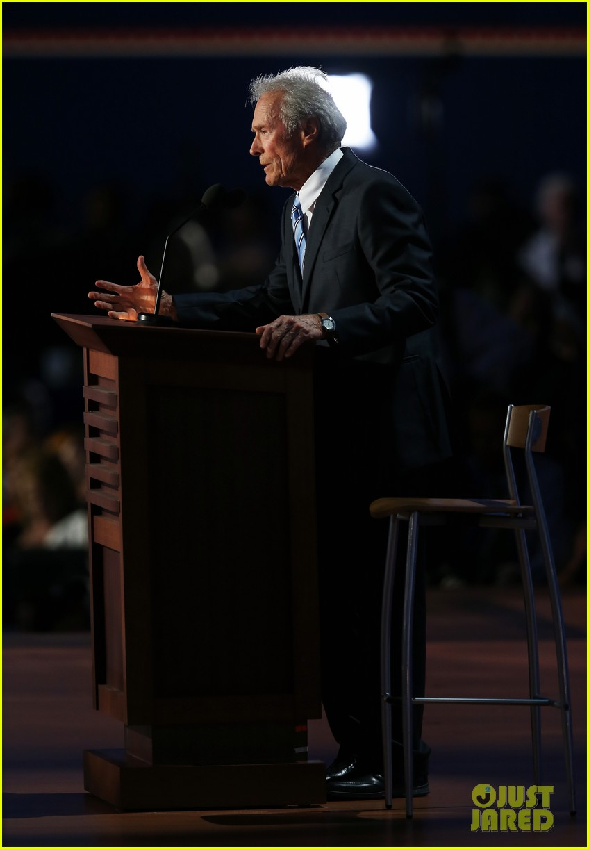 clint eastwood speech at republican national convention watch now 16
