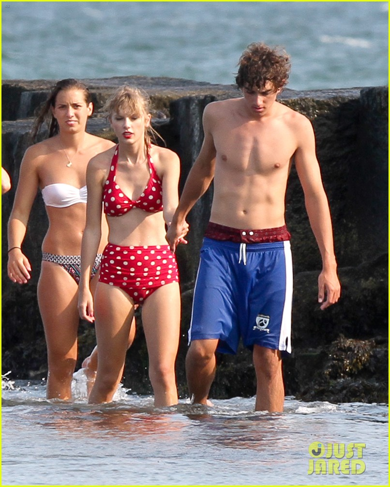taylor swift bikini conor kennedy shirtless 09