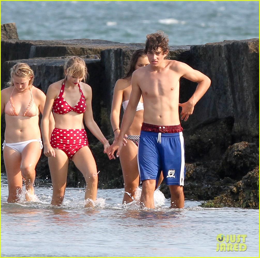 taylor swift bikini conor kennedy shirtless 122704228