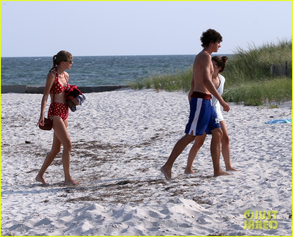 taylor swift bikini conor kennedy shirtless 252704241