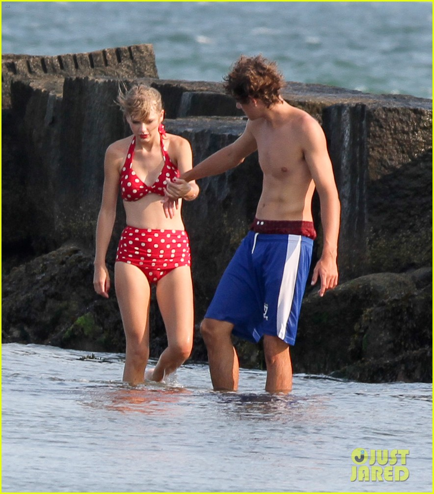 taylor swift bikini conor kennedy shirtless 292704245
