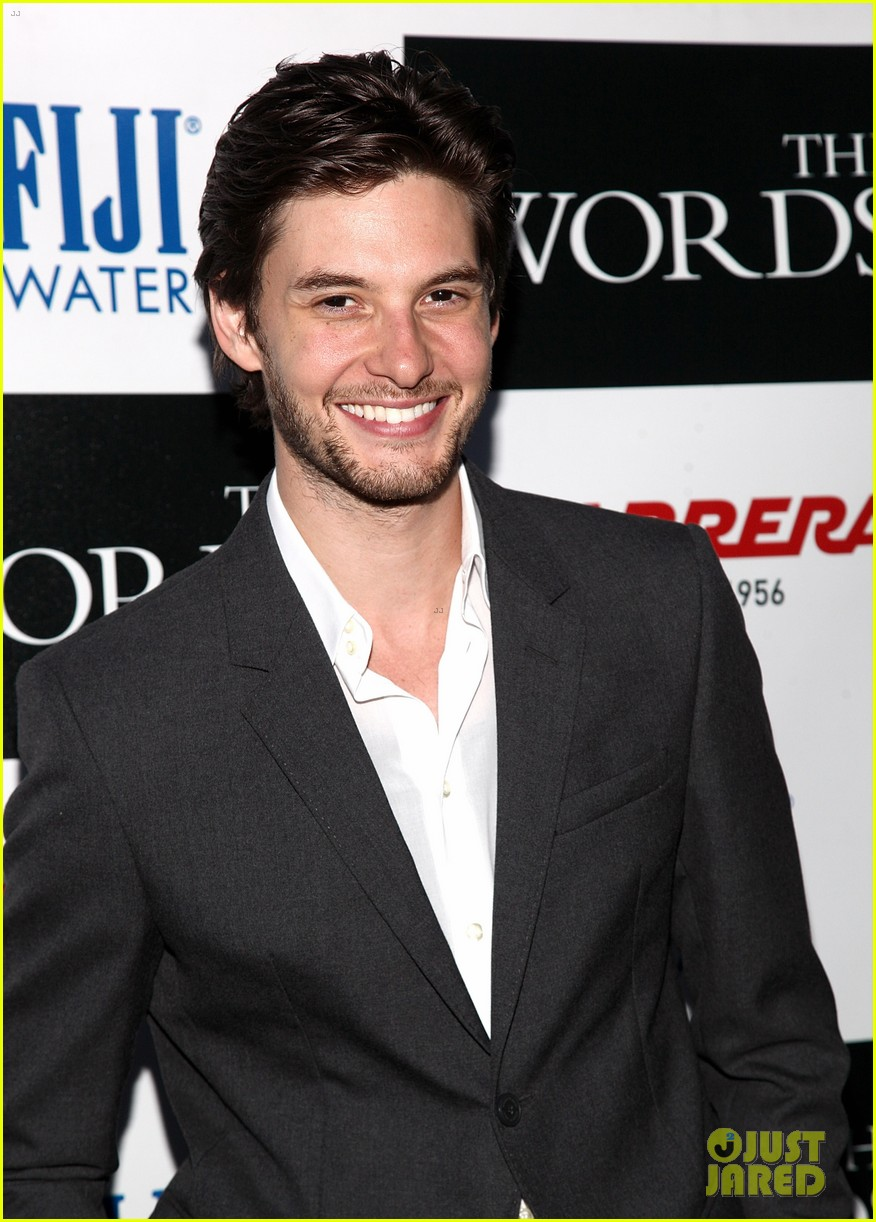 bradley cooper ben barnes the words screening studs 032708495