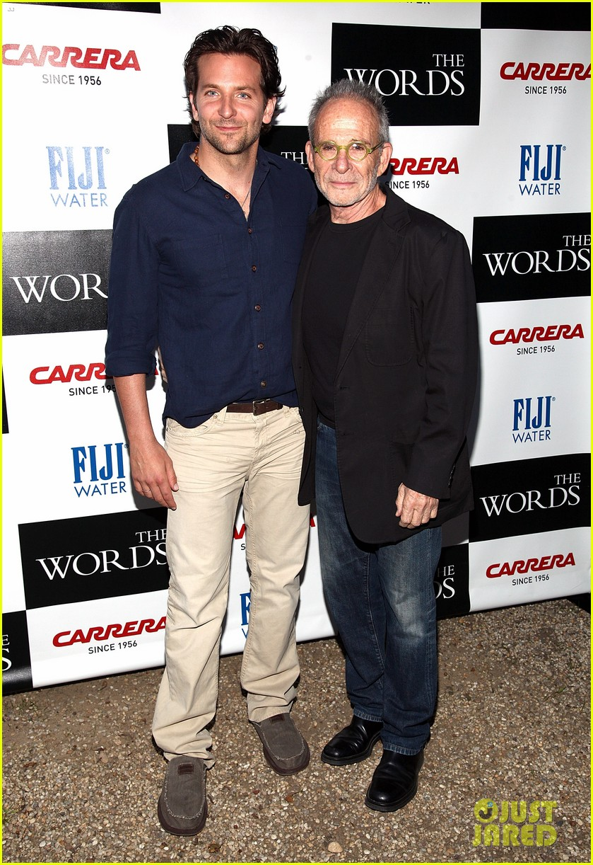 bradley cooper ben barnes the words screening studs 13