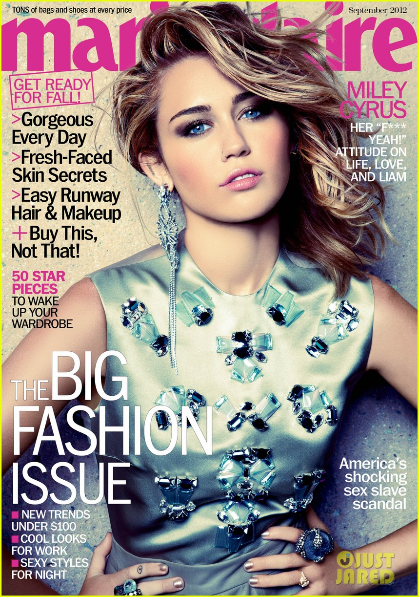 miley cyrus marie claire september 2012 01