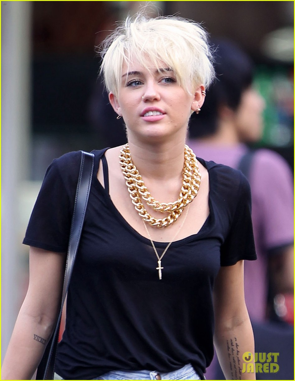 Miley Cyrus: Intervention Reports Are 'Ridiculous'
