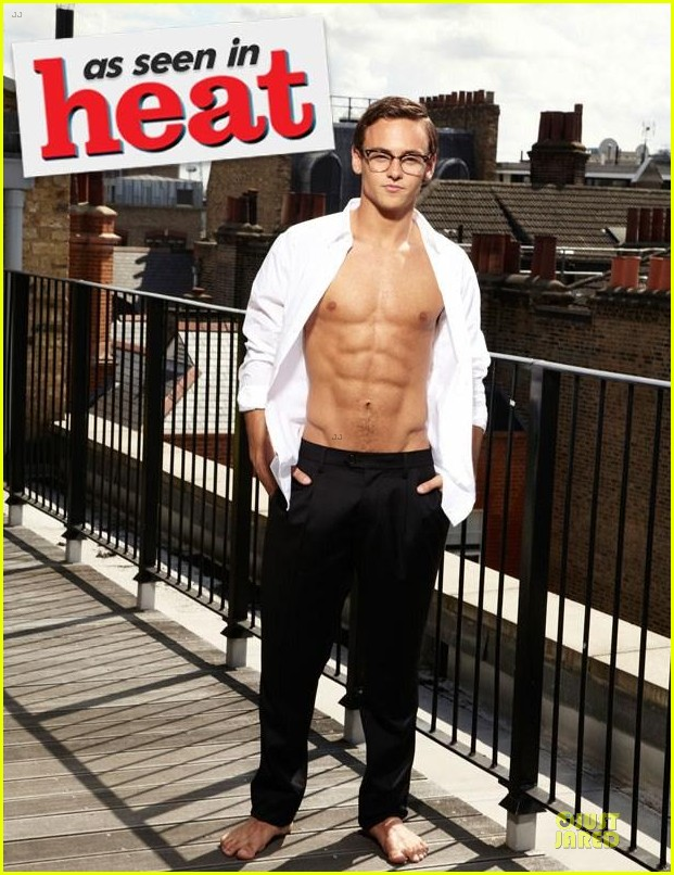 tom daley new shirtless photo shoot 012706164