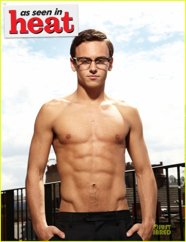 tom daley new shirtless photo shoot 022706165