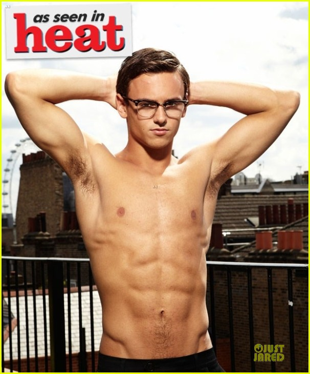 tom daley new shirtless photo shoot 042706167
