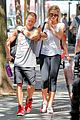 cameron diaz fitness fun in big apple 15