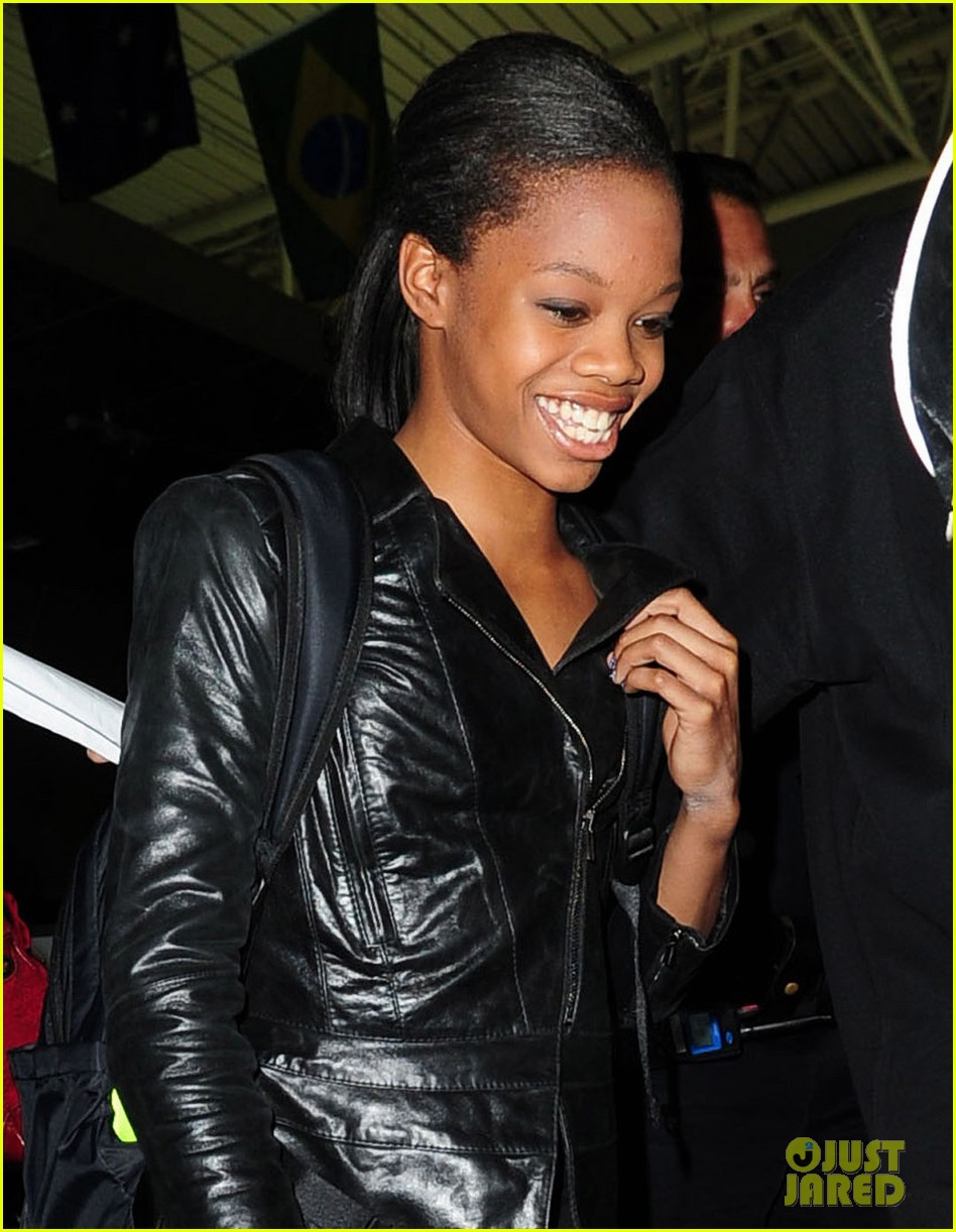 gabby douglas tonight show with michelle obama 022701969