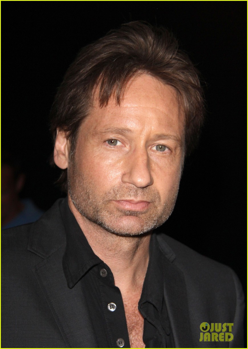 david duchovny dakota johnson goats premiere 022698978