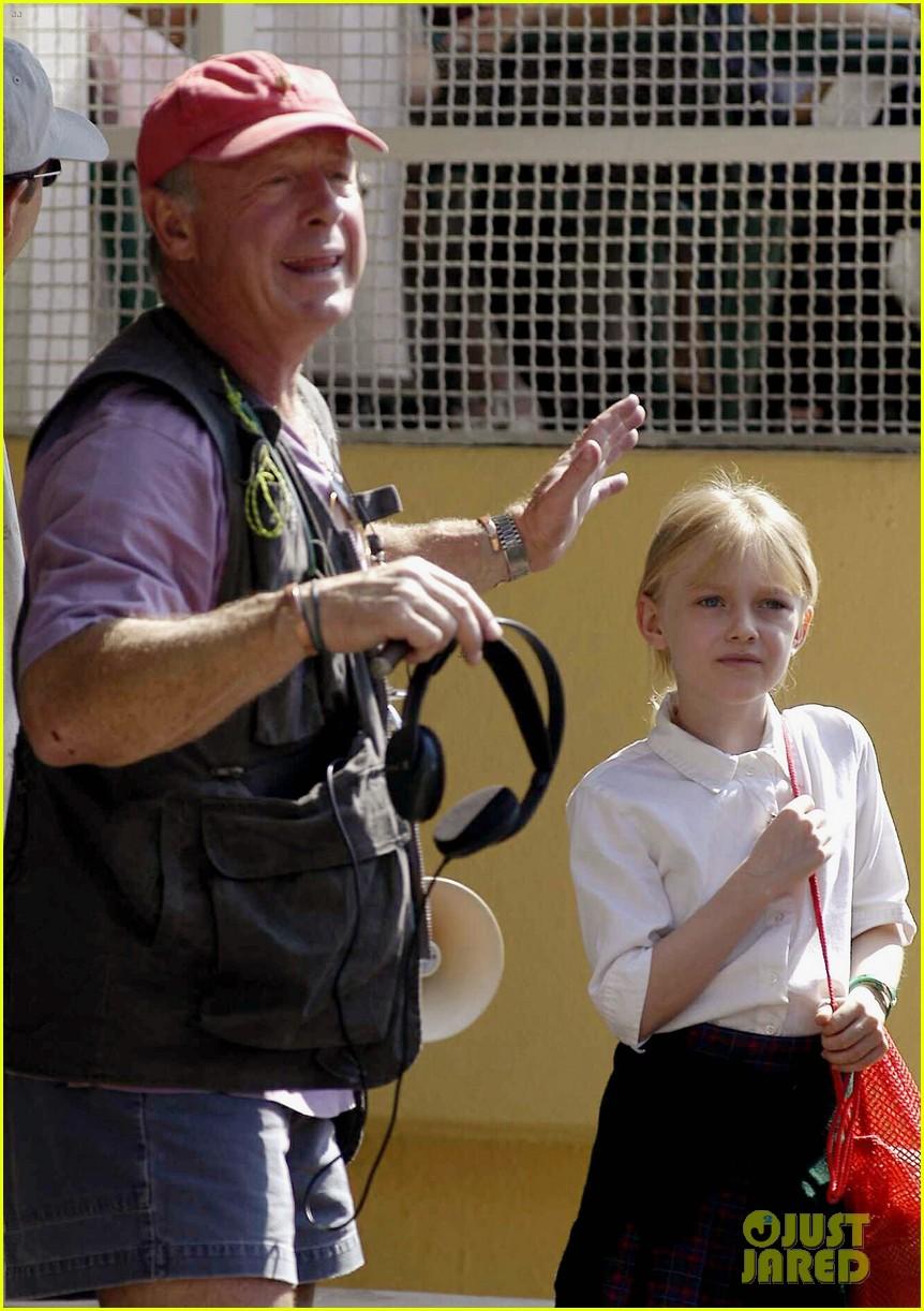 dakota fanning remembers man on fire director tony scott 022705933