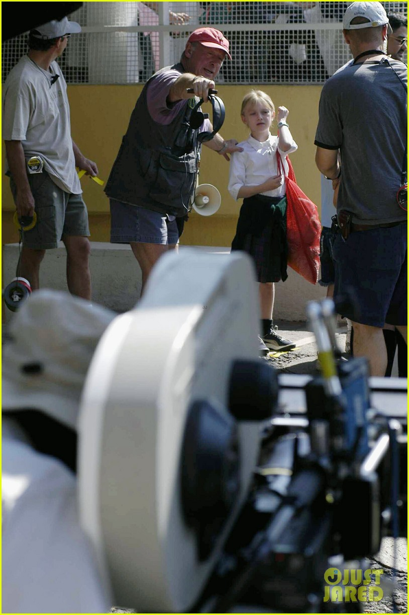dakota fanning remembers man on fire director tony scott 042705935