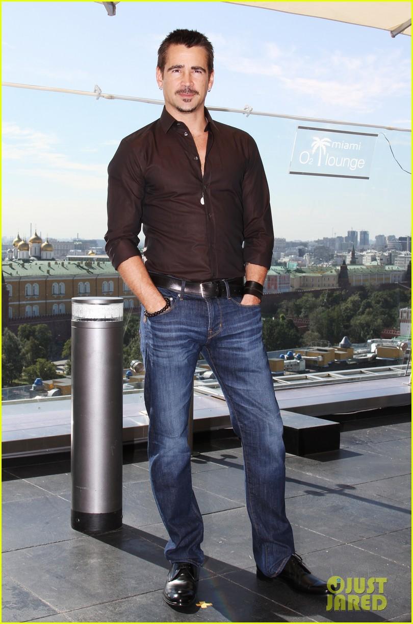 Nombra 5 famosos que midan lo mismo que tú (Fotos) Colin-farrell-total-recall-photo-call-moscow-04