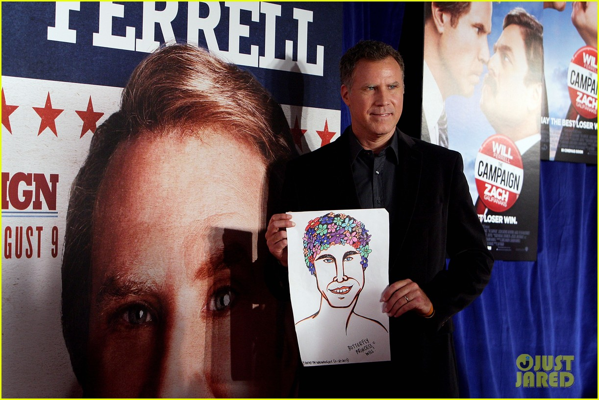 will ferrell brings the campaign to australia 032697809