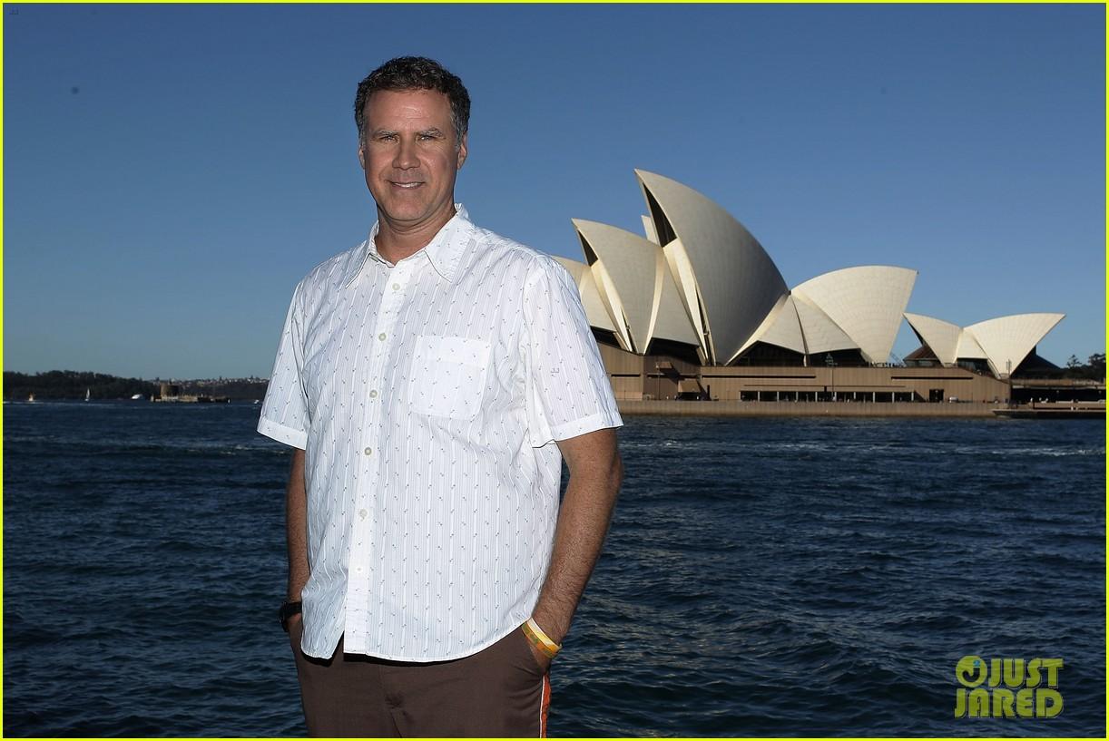 will ferrell brings the campaign to australia 052697811