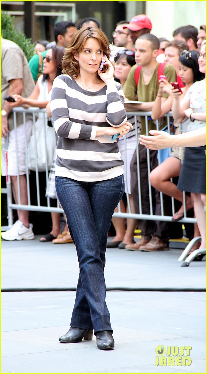 tina fey 30 rock filming 102710349
