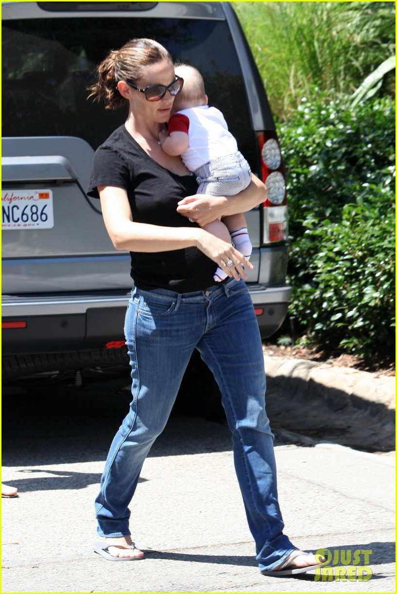 jennifer garner ben afflect more kids 05