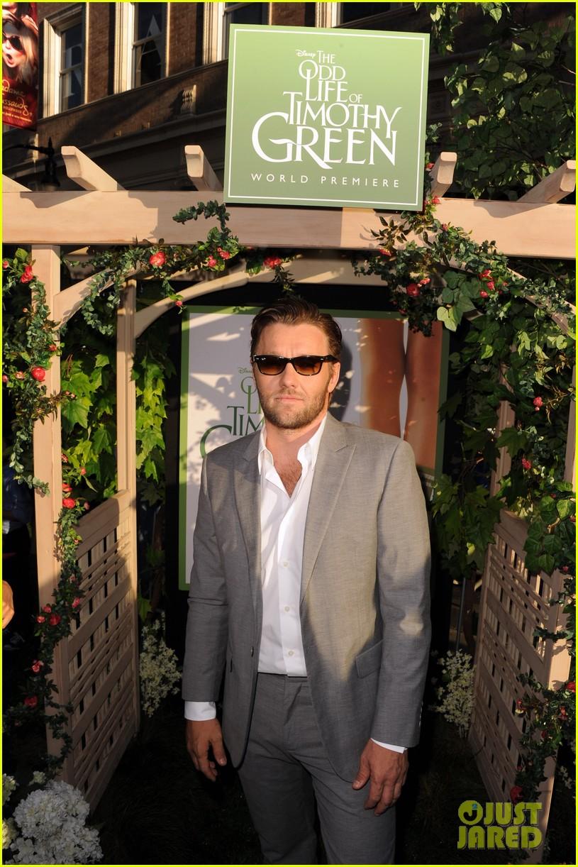 jennifer garner odd life timothy green premiere 08