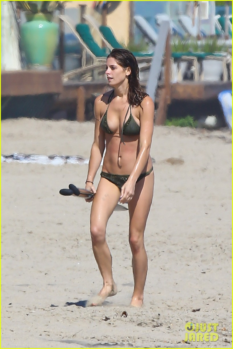 ashley greene bikini babe in malibu 38