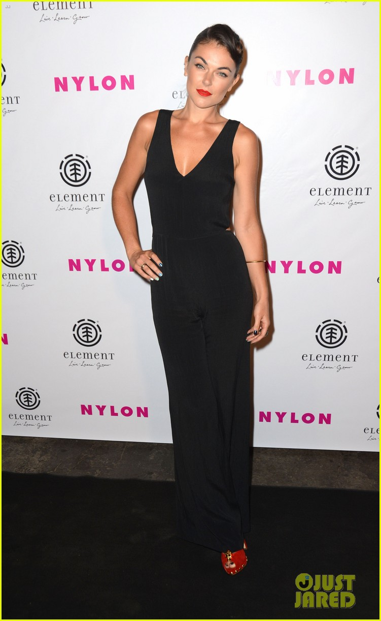 ashley greene nylon cover party 012695236