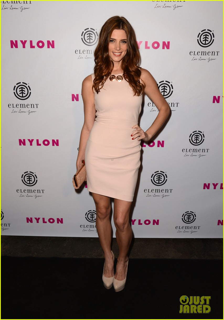 ashley greene nylon cover party 032695238
