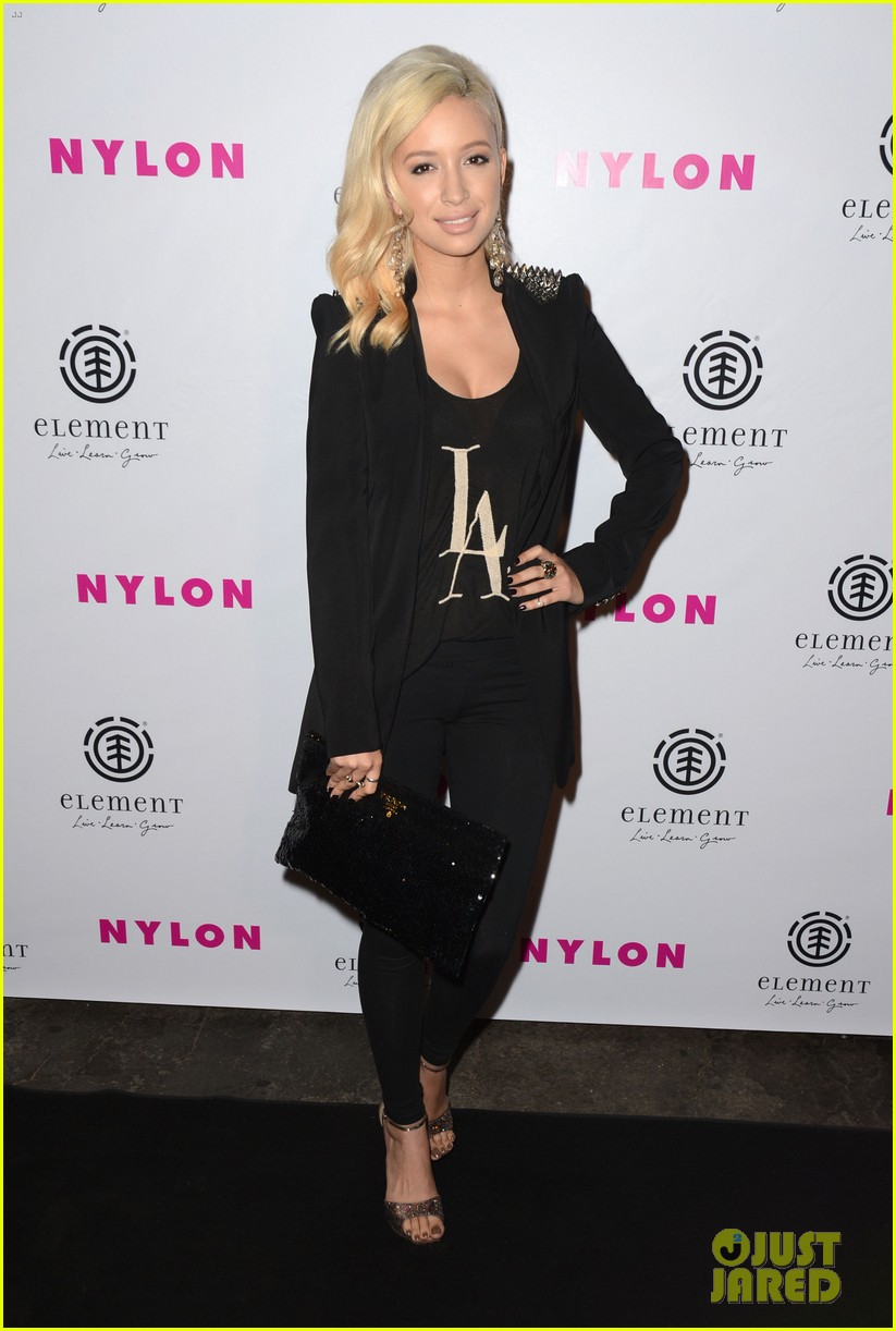 ashley greene nylon cover party 042695239
