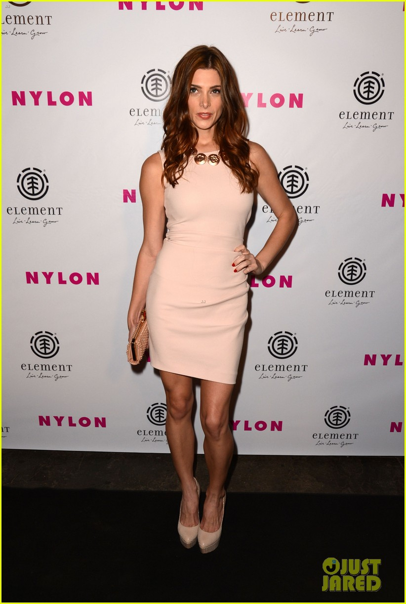 ashley greene nylon cover party 10