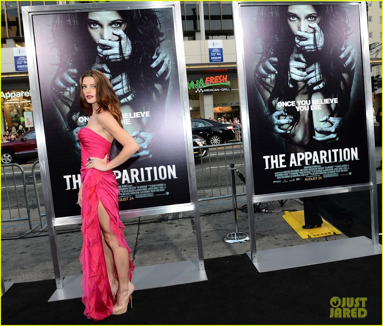 Ashley Greene: U0027The Apparitionu0027 Premiere!