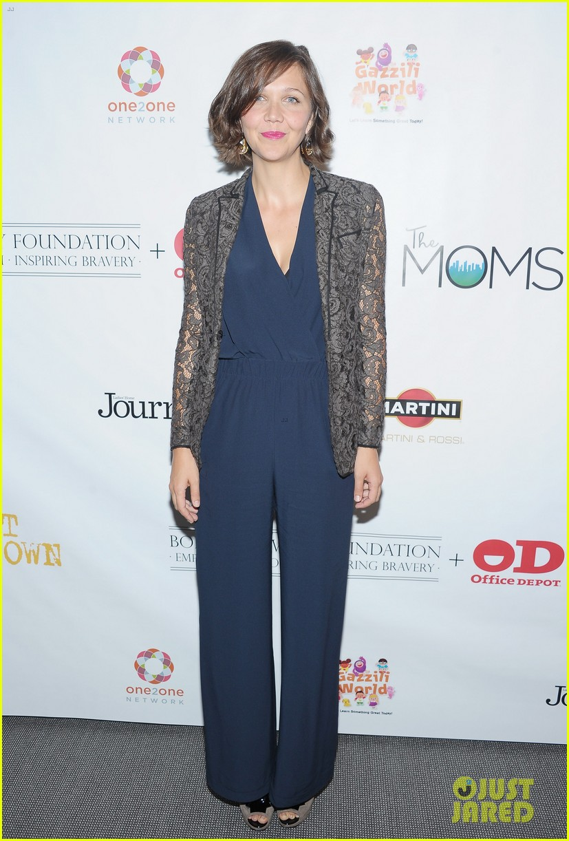 maggie gyllenhaal viola davis wont back down screening 01