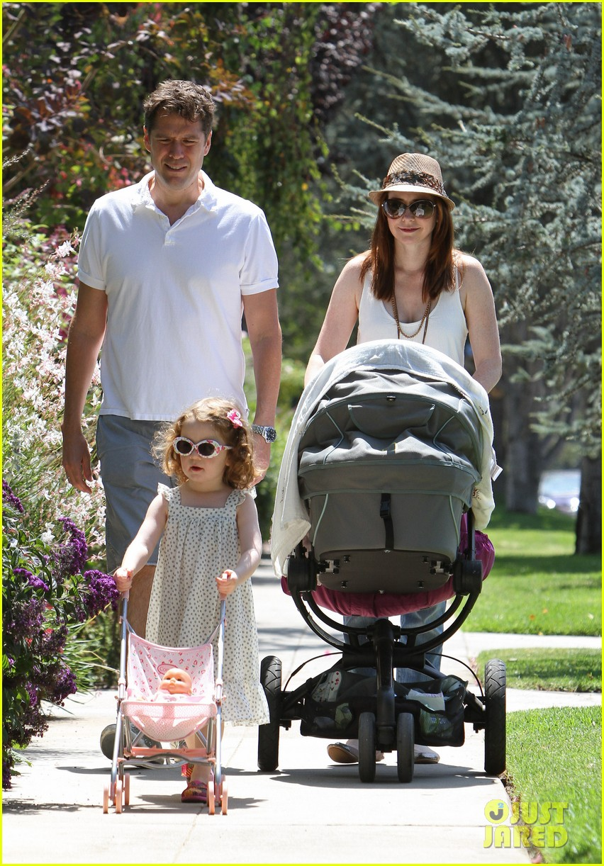alyson hannigan brentwood family lunch 022697631