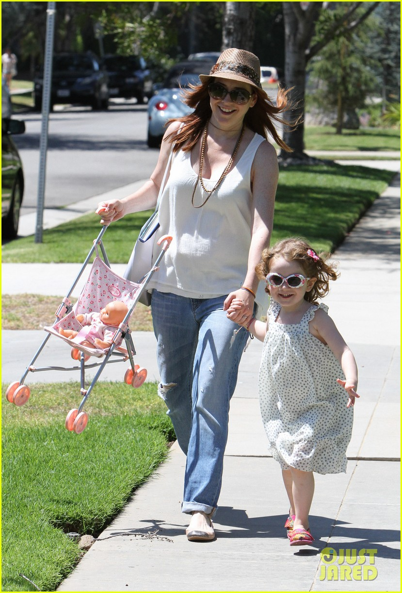 alyson hannigan brentwood family lunch 032697632