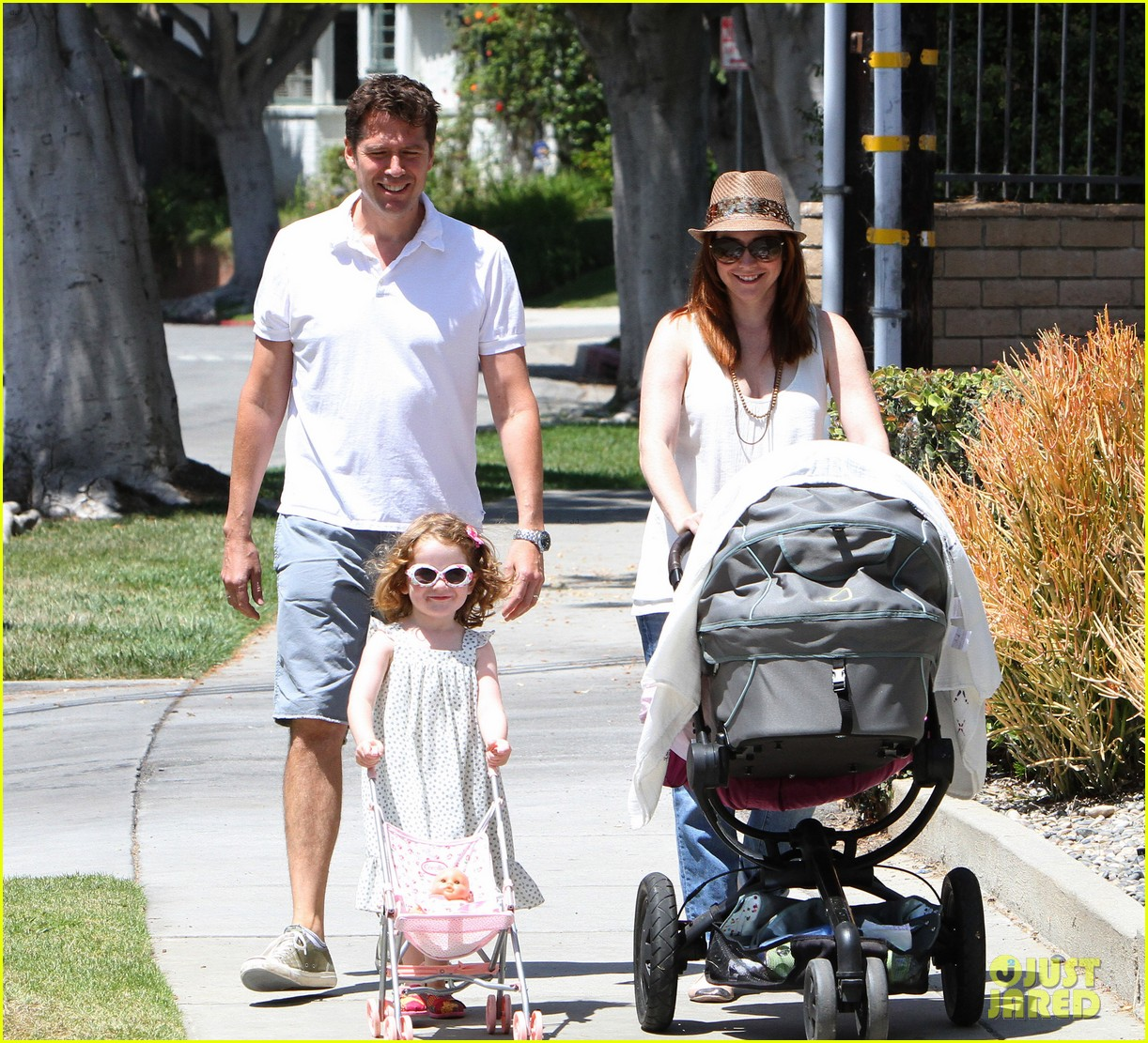 alyson hannigan brentwood family lunch 072697636