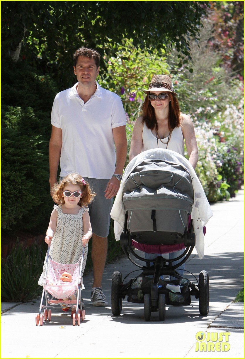 alyson hannigan brentwood family lunch 092697638