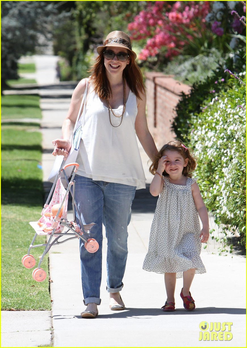 alyson hannigan brentwood family lunch 102697639