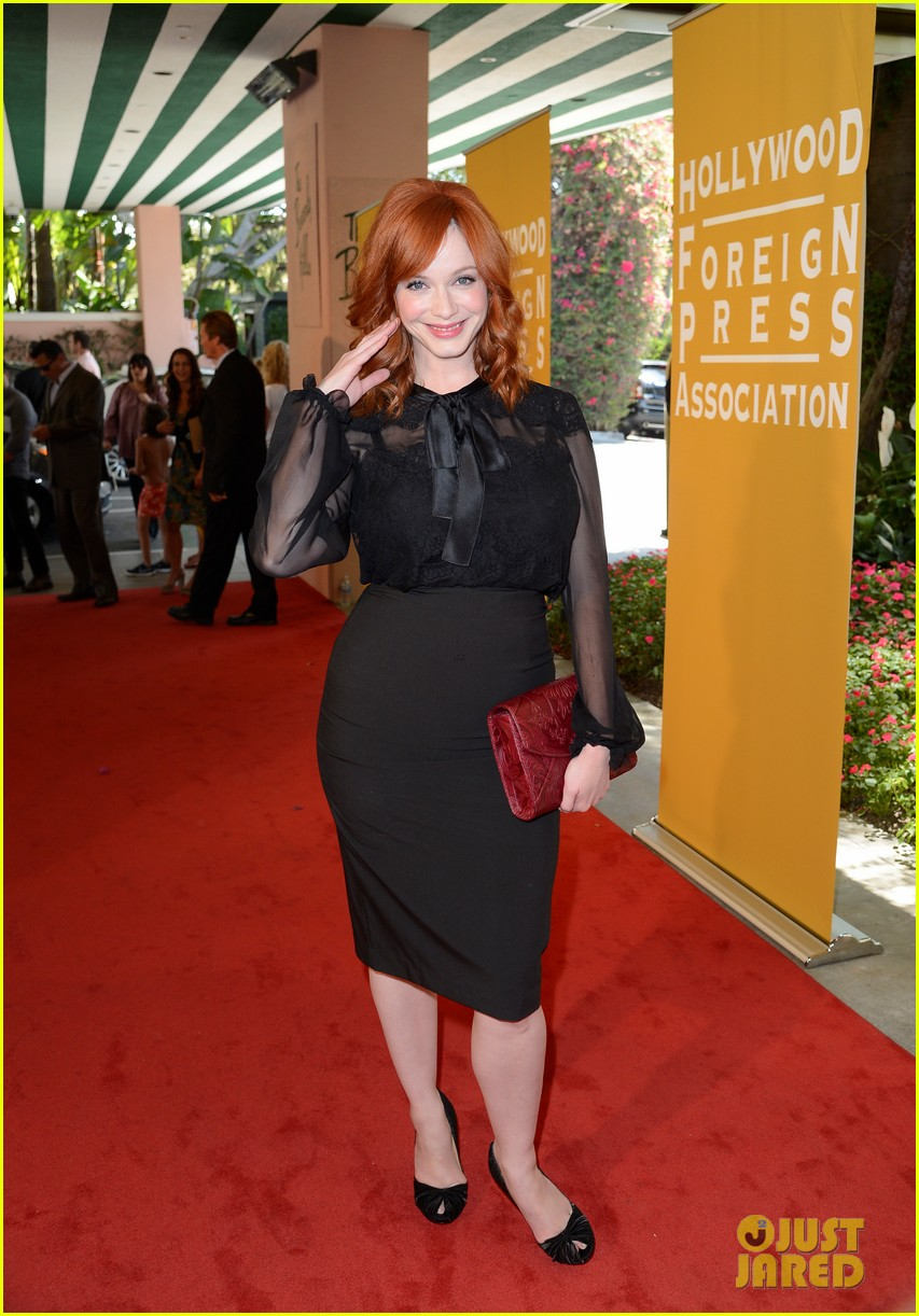 christina hendricks kerry washington hfpa luncheon 12